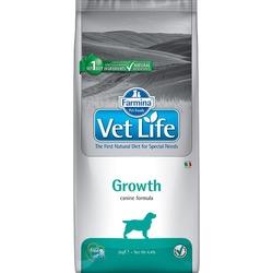 FARMINA Vet Life GROWTH диета д/щенков восстановление при нарушении роста, укрепление иммунной системы