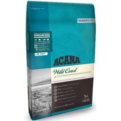 Acana Classics WILD COAST корм для собак всех пород и возрастов с рыбой, фруктами и овощами (50/50)