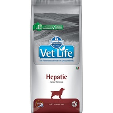 FARMINA Vet Life Dog Hepatic диетическое питание для собак при хронической печеночной недостаточности