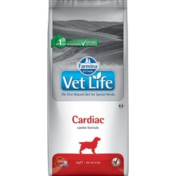 FARMINA Vet Life Dog Cardiac диетический сухой корм для собак для поддержания работы сердца при хронической сердечной недостаточности