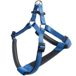 Ferplast шлейка DAYTONA с мягкой подкладкой, цвет синий