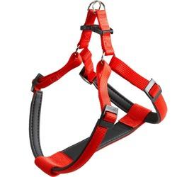 Ferplast шлейка DAYTONA с мягкой подкладкой, цвет красный