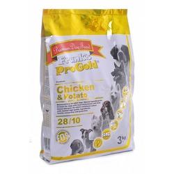 Frank's ProGold Беззерновой для собак с курицей и молодым картофелем, Chicken&Potato 28/10