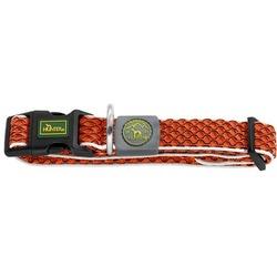 Hunter ошейник Hilo Vario Basic цвет оранжевый