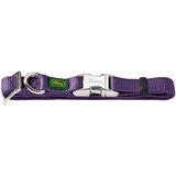 Hunter ошейник Alu-Strong, фиолетовый