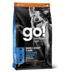 GO! NATURAL Holistic С цельной курицей, фруктами и овощами для щенков и взрослых собак(Refresh + Renew Chicken Dog Recipe