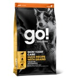 GO! NATURAL Holistic С цельной уткой и овсянкой для щенков и cобак (Sensitivity + Shine Duck Dog Recipe 22/12)