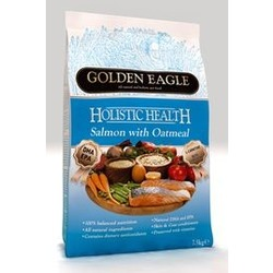 Golden Eagle сухой корм для собак: Лосось с овсянкой 22/12 (Holistic Salmon with Oatmeal Formula)