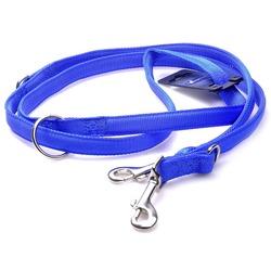 Papillon поводок-перестежка для собак (тренировочный поводок), цвет синий