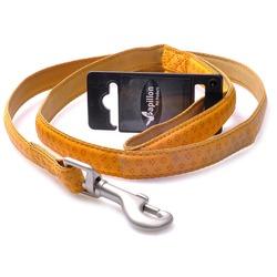 Papillon поводок для собак Mac Leather, цвет коричневый