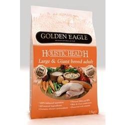 Golden Eagle сухой корм для взрослых собак крупных пород 24/14 ( Holistic Large&Giant Breed Adult), 12 кг