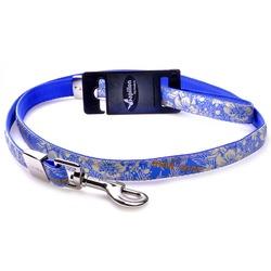 """Papillon поводок для собак """"Hula-Hula"""", цвет синий"""
