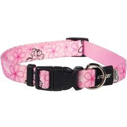 Rogz ошейник для щенков, цвет розовый