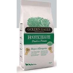 Golden Eagle беззерновой гипоаллергенный корм для собак, Утка и картофель 26/12 (Golden Eagle Hypo-allergenic Duck&Potato)