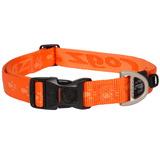 Rogz ошейник для собак Alpinist, цвет оранжевый