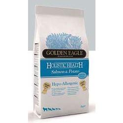 Golden Eagle беззерновой гипоаллергенный корм для собак, Лосось и Картофель 26/12 (Hypo-allergenic Salmon& Potato)