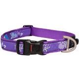 Rogz ошейник для собак Fancy dress, цвет фиолетовый