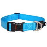 Rogz ошейник для собак Utility, цвет голубой