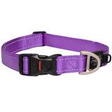 Rogz ошейник для собак Utility, цвет фиолетовый
