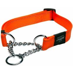 Rogz полуудавка с цепочкой Utility, цвет оранжевый