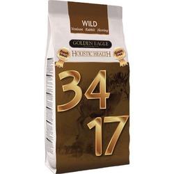 Golden Eagle Wild 34/17 беззерновой корм для собак свежая оленина, сельдь и кролик, 2 кг