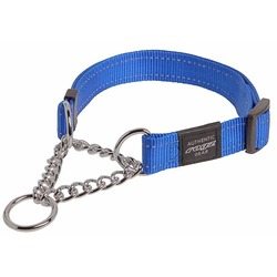 Rogz полуудавка с цепочкой Utility, цвет синий