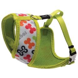Rogz шлейка с мягкой подкладкой для собак мелких пород Trendy, разноцветная