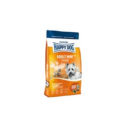 Happy Dog Supreme Fit & Well Adult Мини сухой корм для взрослых собак весом до 10 кг с нормальными потребностями в энергии.