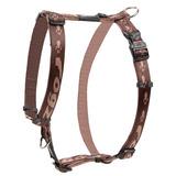 Rogz шлейка для собак Alpinist, цвет коричневый