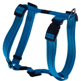 Rogz шлейка для собак Utility, цвет голубой
