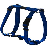 Rogz шлейка для собак Utility, цвет синий