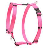 Rogz шлейка для собак Utility, цвет розовый