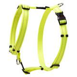 Rogz шлейка для собак Utility, цвет желтый