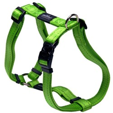 Rogz шлейка для собак Utility, цвет зеленый