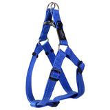 Rogz быстросъемная шлейка для собак Utility, цвет синий