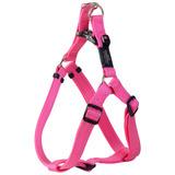 Rogz быстросъемная шлейка для собак Utility, цвет розовый