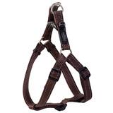 Rogz быстросъемная шлейка для собак Utility, цвет коричневый