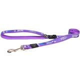 Rogz поводок для собак Fancy Dress, цвет фиолетовый