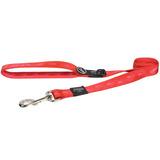 Rogz поводок для собак Alpinist, цвет красный