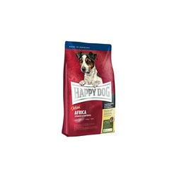 Happy Dog Supreme - Mini Africa для собак малых пород привиредливых к вкусу корма, 4 кг