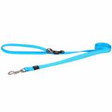Rogz поводок для собак Utility, цвет голубой