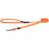 Rogz поводок для собак Utility, цвет оранжевый