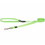 Rogz поводок для собак Utility, цвет зеленый