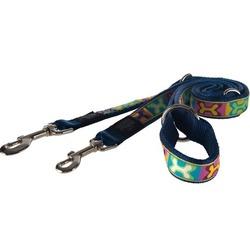 Rogz поводок-перестежка для собак Fancy Dress, цвет поп-арт