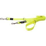 Rogz поводок-перестежка для собак Utility, цвет желтый