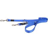 Rogz поводок-перестежка для собак Utility, цвет синий
