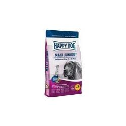 Happy Dog Supreme Maxi Junior GR 23 для щенков и юниоров крупных пород с 6 до 18 месяцев.