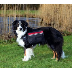 Trixie шлейка - рюкзак для собаки, арт, 30102