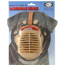 Pet Head пластиковый намордник Baskerville Ротвейлер