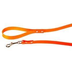 Каскад Поводок биотановый, оранжевый